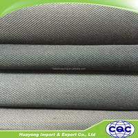 china supply 100% cotton twill 1/3 fabric 185-285gsm