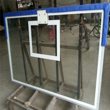 High class tempered glass basketball backboard