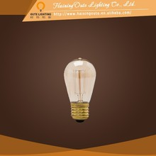 Newest lighting products 40w bright effects light bulbs