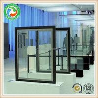 New hot sale low-e glass frameless sliding windows