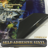 110 Micron/140gsm PVC Self-adhesive Vinyl Color PVC Film For LED Sign