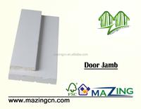 wooden finger joint exterior door jamb for sale