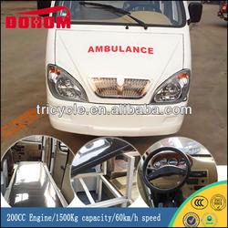 China Manufacture 200CC Engine China Manufacture Used Ambulance