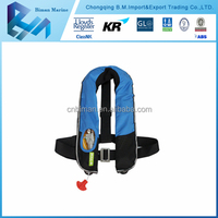 Hot Sale CE Certificate PFD Inflatable Life Jacket On Market