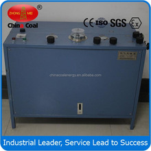 Oxygen filling pump for mine, fire protection,petroleum, chemical industry and so on