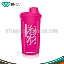 700ml new style BPA free shake bottle whey protein shaker bottle