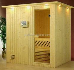Best price dry sauna room, indoor sauna house, outdoor sauna room