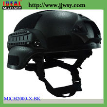 MICH2000 Airsoft Helmet with NVG mount $ Side Rail
