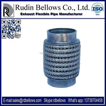 Rudin Exhaust flexible pipe used for toyota parts, Rudin flexible exhaust pipe for motorcycle