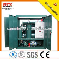 BZ Series Used Transformer Oil Treatments fuel purifier environmental monitoring system
