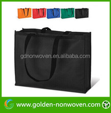 Factory Price laminated non woven bag/fancy shopping bag