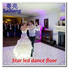 led star floor/led dance floor mat