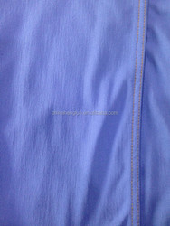 cotton polyester spandex knit colored denim fabric