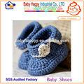 moda crochet bebé botines
