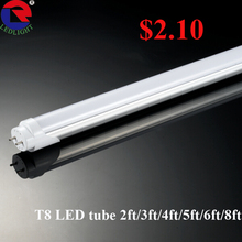 600mm/1200mm/1500mm Aluminumn tube light frame led t8/t5
