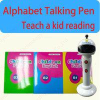 Wholesale kids electric toys Korean Talking pen English Speaking book