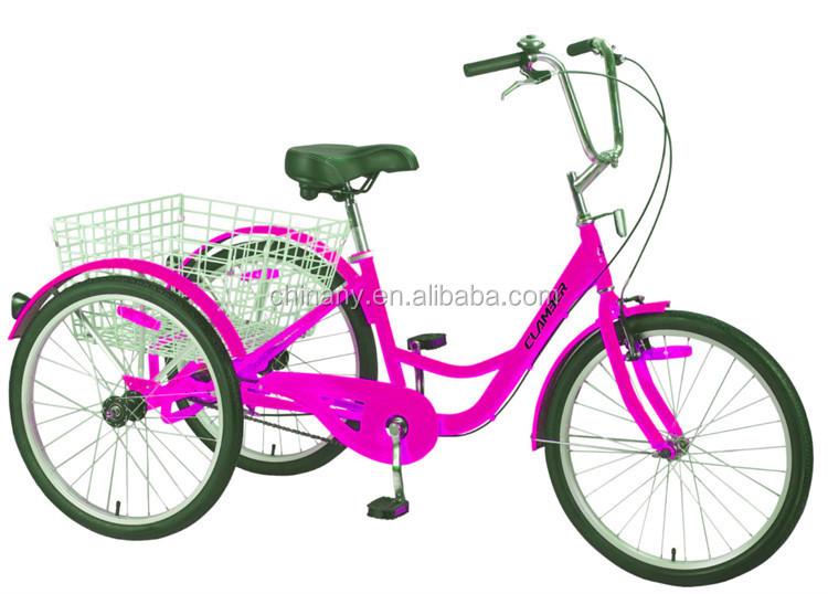 3 Wheel Bicycle / Three Wheel Bicycle / 3 Wheel Bike - Buy 3 Wheel ...