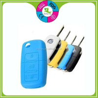 waterproof silicone car key protective case/cover holder