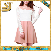 latest casual designs of winter shirts long sleeve iran fashion dress