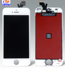 Wholesale Touch Digitizer Screen Assembly with LCD Display for Apple iPhone 5