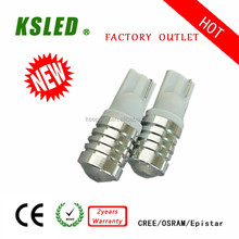 2015 new products Epistar chip T10Car light light cruze 1.5W-80W IP67 9-30V Waterproof CE and ROHS