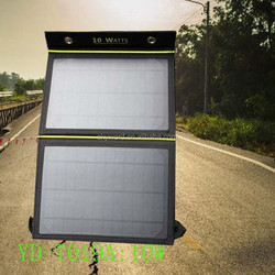 Portable Folding Solar Panel Power Mobile USB Charger for mobile phones