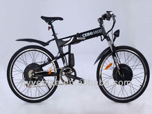 High performance biciclette folding electric mountain bicycle with high power motor
