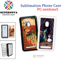 Alibaba Express Sublimation Plastic Cell Phone Case, Customized Mobile Phone Cover for Zenfone5