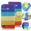 for huawei ascend p6 case, for huawei ascend p6 flip case, for huawei ascend p6 leather case