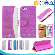 Hot sale Lady Wallet Case for SamSung I9100 , PU Leather mobile phone accessory for SamSung I9100