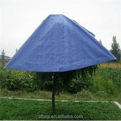 50gsm~300gsm Great UV-treatment TENT PE tarpaulin