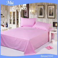Hotel Luxury Bright Color Bed Sheet Set