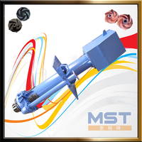 Stainless steel centrifugal submersible pump