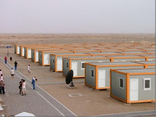 single storage container house