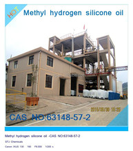 Methyl Hydrogen silicone oil, chemical product, cas no 63148-57-2