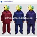 china fabricante de la marca baratos impermeable de nylon traje impermeable poncho