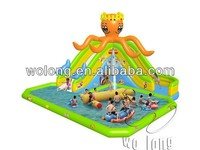 jumbo water slide inflatable, inflatable water slides china