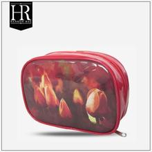New design transparent toilet bag made in China