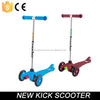 Cheap price three kick scooter