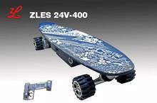 2015 new design fiberglass skateboard