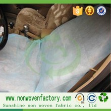 Popular seat cover,polypropylene spunbonded nonwoven fabric,buy seat covers
