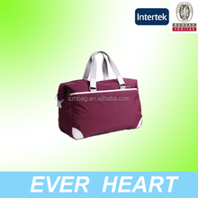 Fashion Portable Nylon Car Seat Travel Bag Luggage Clothes Organizer
