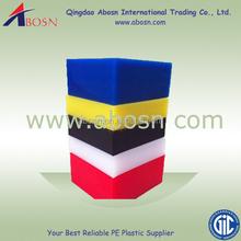 10mm uv resistant plastic uhmwpe sheet/acid resistance plastic sheet