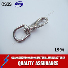 stainless steel eye slip hook with latch