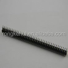 Promotion 2.54MM 40Pin Double Row Straight Pin Header