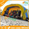 High quality large inflatable truck tent,inflatable air tent