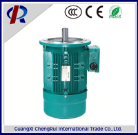 MS series low rpm 3 phase electric motor 1000 rpm for water pump