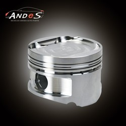 custom racing forged 87.2mm piston for Nissan H20 U20 piston