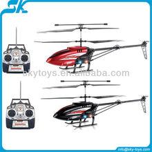 ! 3.5 ch rc helicóptero girocompás 3.5ch de metal girocompás rc helicóptero