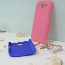 Rubberized Coating PC Case for Samsung Galaxy S3